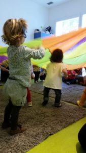 Actividades de música en nuestra Escuela Infantil Novaschool Málaga Centro