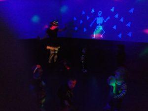 halloween escuela infantil