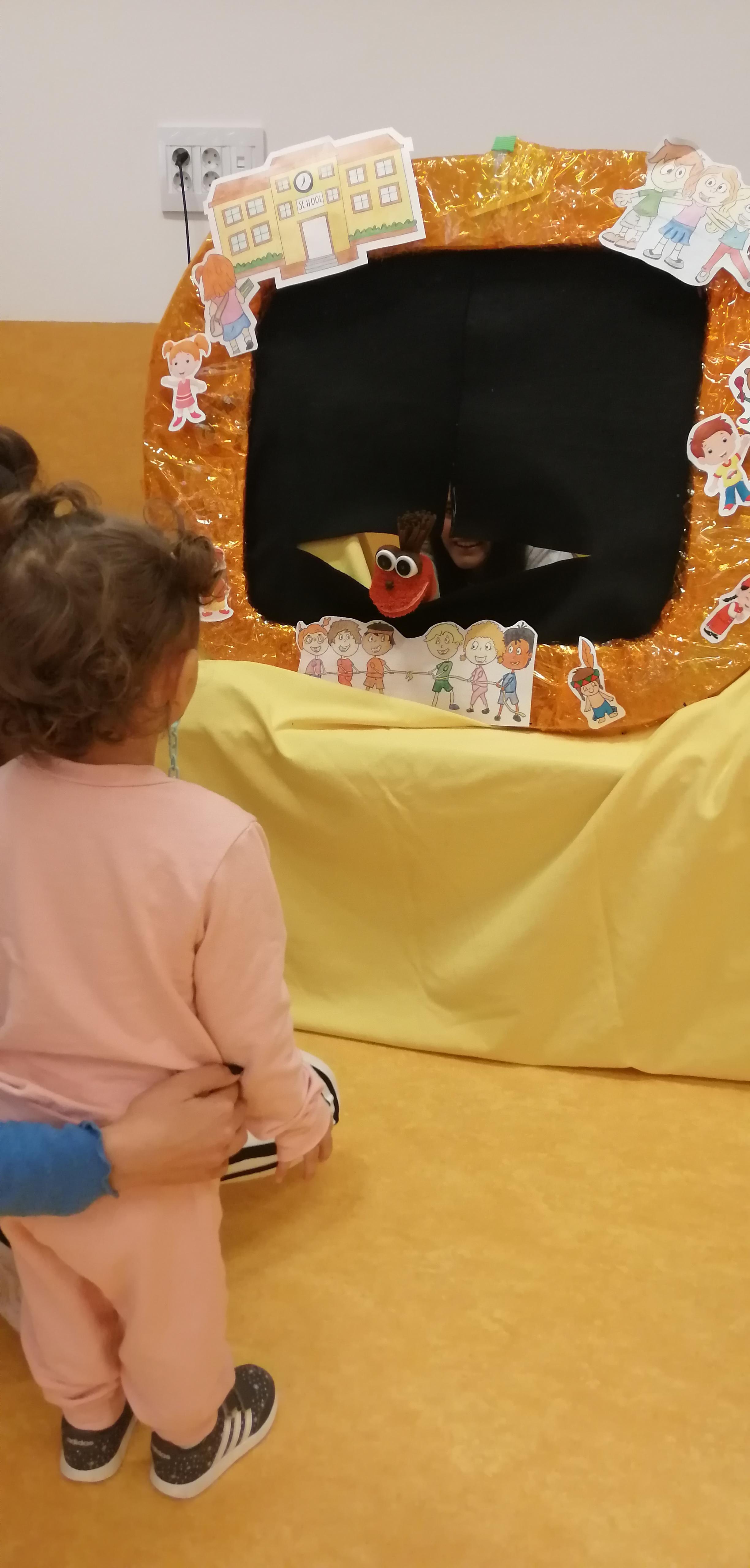 Universal Children's Day en nuestra escuela infantil en Málaga